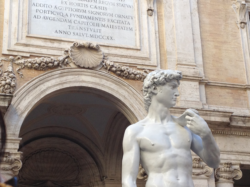 Michelangelo in Florence